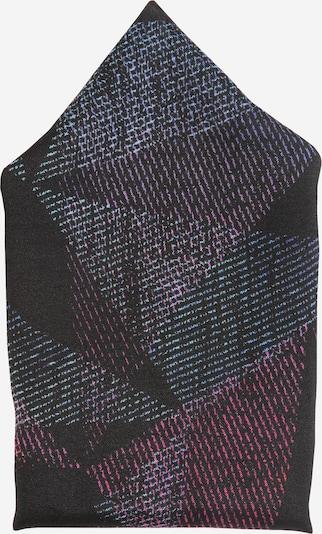 HUGO Pochette 'Pocketsquare 33x33 cm' en noir, Vue avec produit
