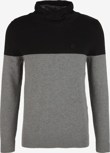 s.Oliver Pullover in grau / schwarz, Produktansicht