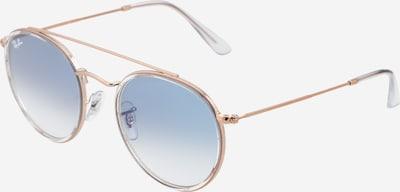 Ray-Ban Sonnenbrille mit Farbverlauf in hellblau / bronze, Produktansicht