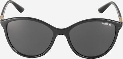 VOGUE Eyewear Sonnenbrille im Schmetterlings-Design in schwarz, Produktansicht
