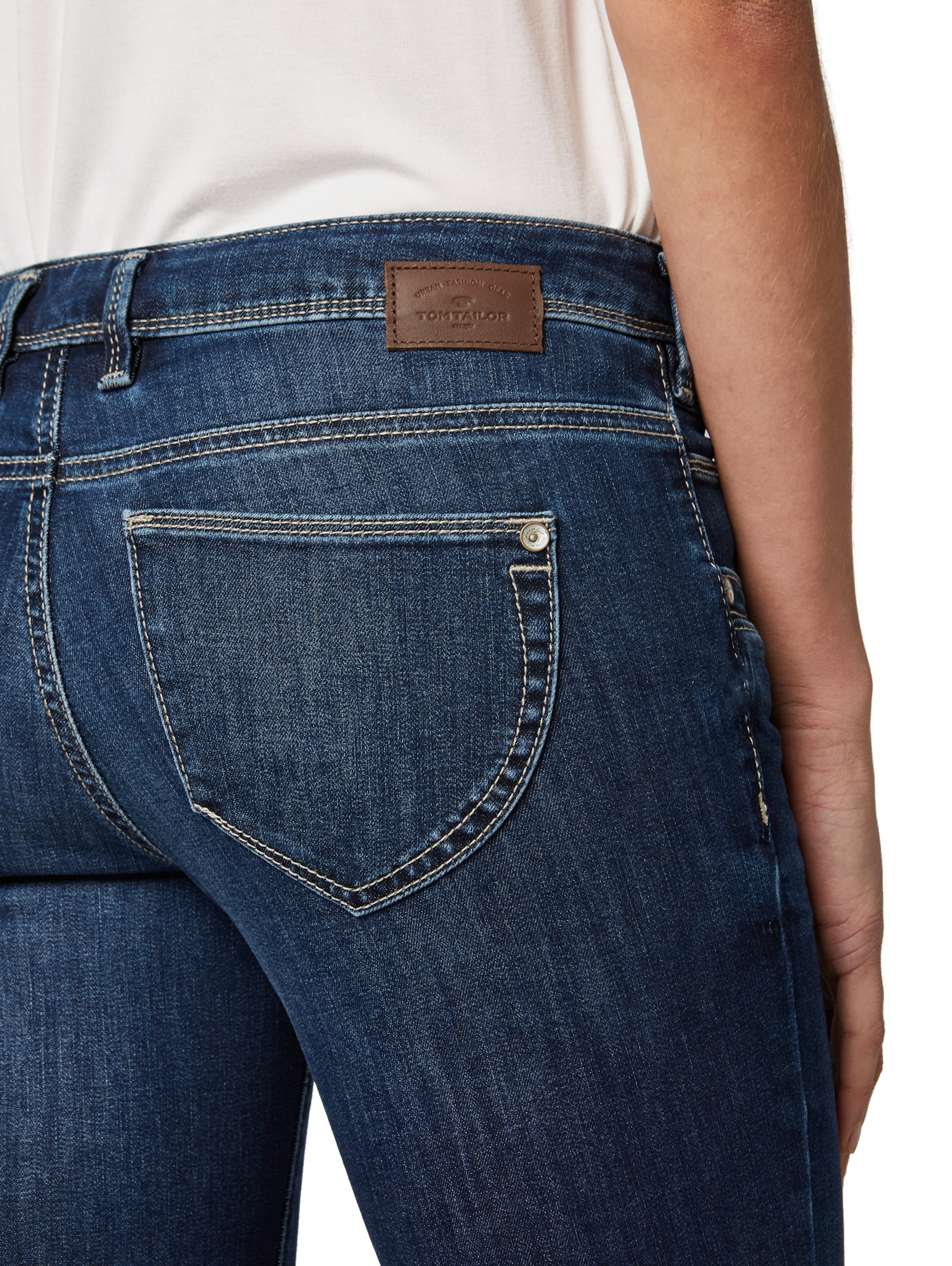 Jeans Tailor In Dunkelblau Tom 'alexa' 4jL35AqR