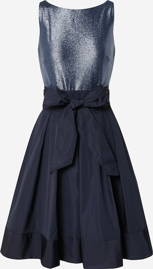 Lauren Ralph Lauren Robe de cocktail 'YUKO-SLEEVELESSCOCKTAIL DRESS' en bleu marine / argent, Vue avec produit
