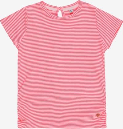 TOM TAILOR Shirt in pink / weiß, Produktansicht