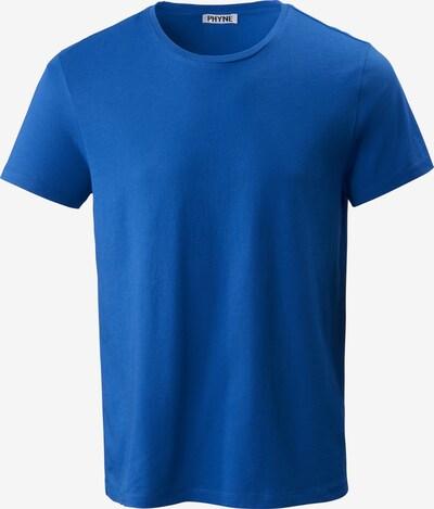 PHYNE T-Shirt in blau, Produktansicht