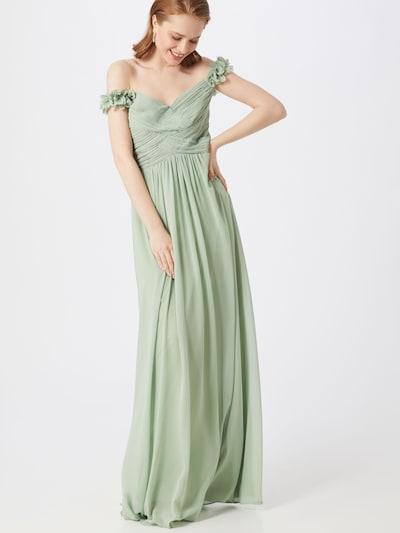 STAR NIGHT Společenské šaty - světle zelená, Model/ka