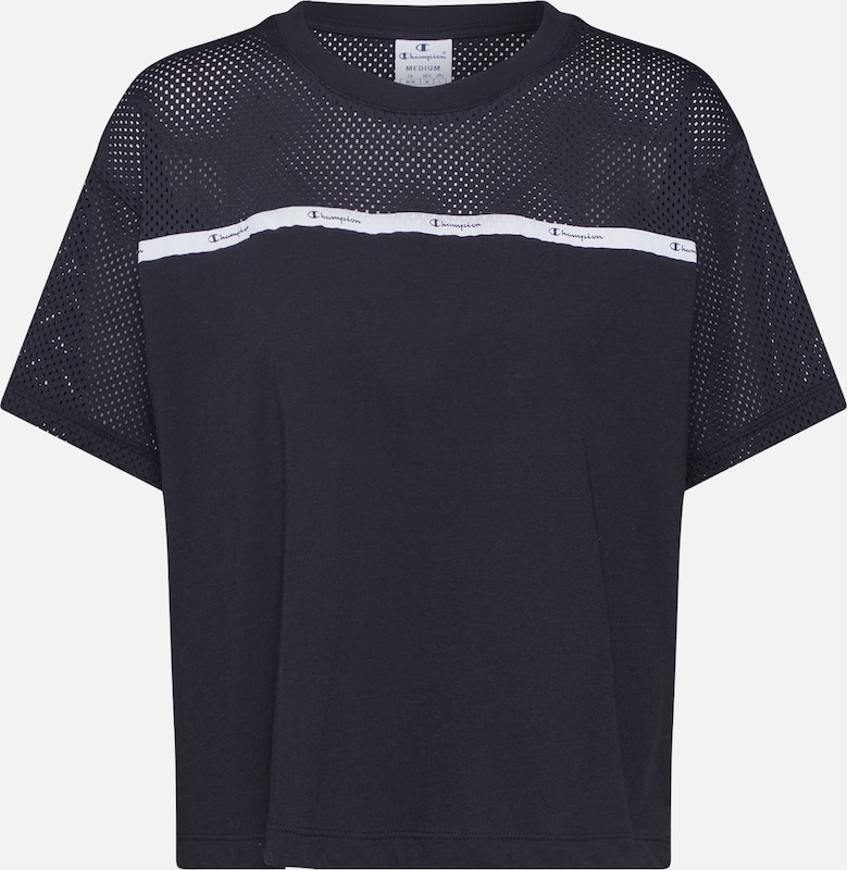 Champion Authentic Athletic Apparel T-Shirt in navy, Produktansicht