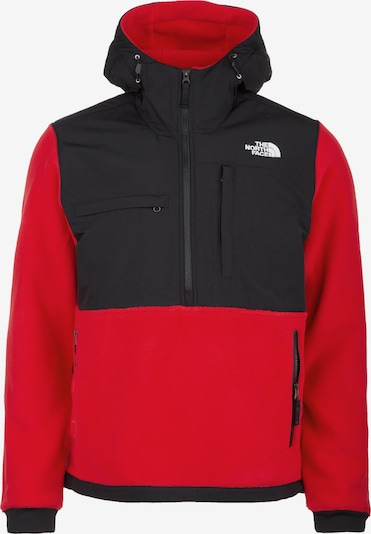 THE NORTH FACE Anorak 'Denali' in rot / schwarz, Produktansicht