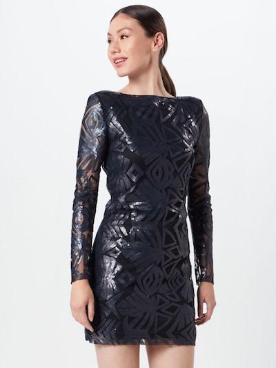 MICHALSKY FOR ABOUT YOU Kleid 'Joyce' in schwarz: Frontalansicht