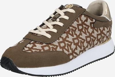 DKNY Sneaker 'Arlie' in beige / braun, Produktansicht
