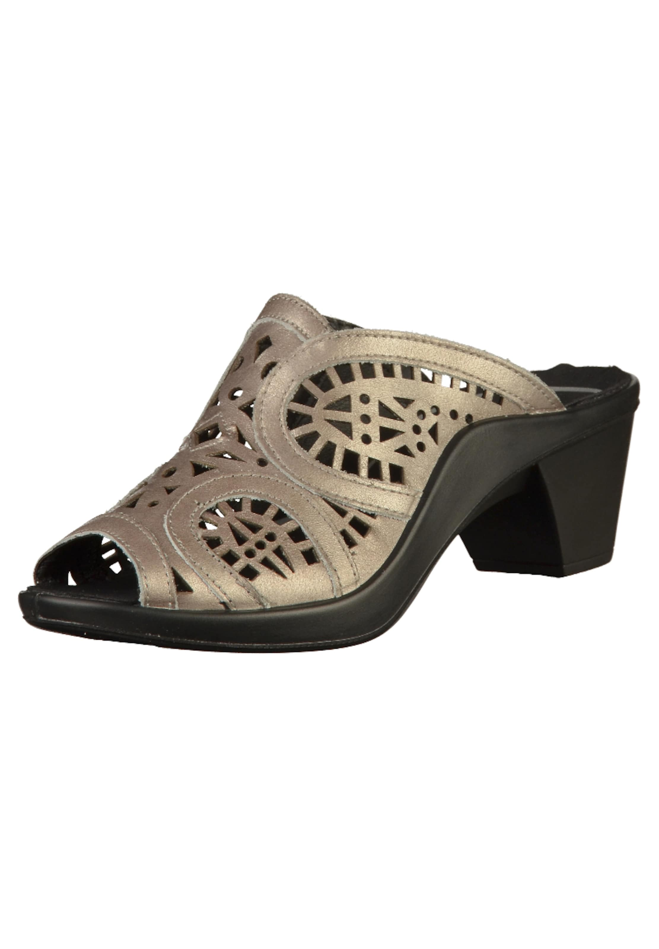 ROMIKA Pantoletten Verschleißfeste billige Schuhe Hohe Qualität