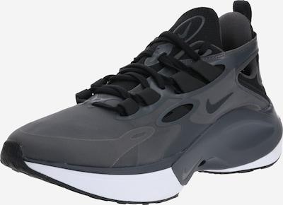 NIKE Chaussure de sport en anthracite / noir, Vue avec produit