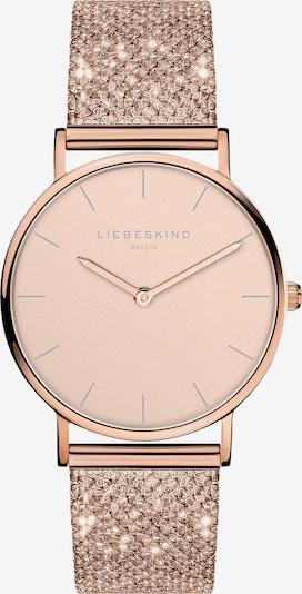 Liebeskind Berlin Analoog horloge in de kleur Rose-goud, Productweergave