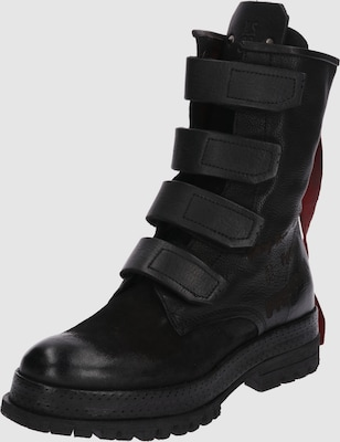 A.S.98 Boots 'BLADE 18' in Zwart
