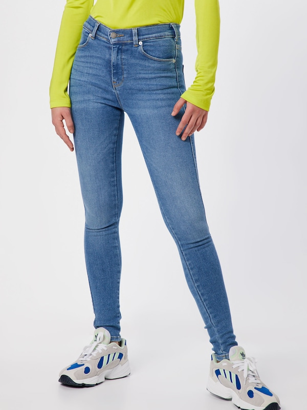 Dr. Denim Jeans 'Lexy' in blue denim, Modelansicht