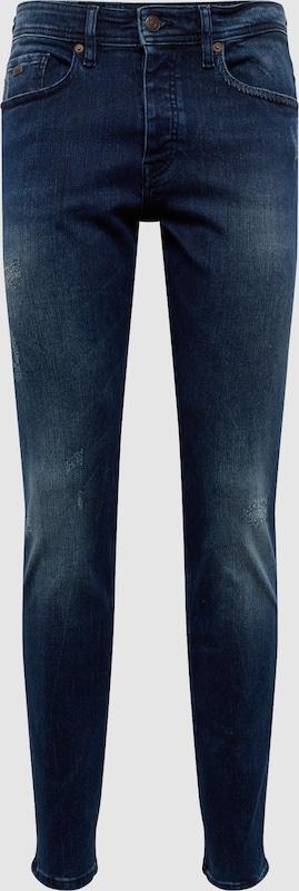 BOSS Herren - Jeans 'Taber BC-C 10213170 01' in dunkelblau  Markenkleidung für Männer und Frauen