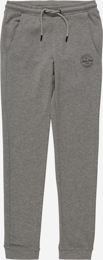 Jack & Jones Junior Hose 'JJIGORDON JJSHARK SWEAT PANTS VIY JR' in graumeliert: Frontalansicht