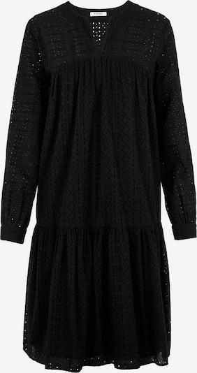 PIECES Kleid in schwarz, Produktansicht