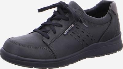 MEPHISTO Schnürschuh in schwarz, Produktansicht