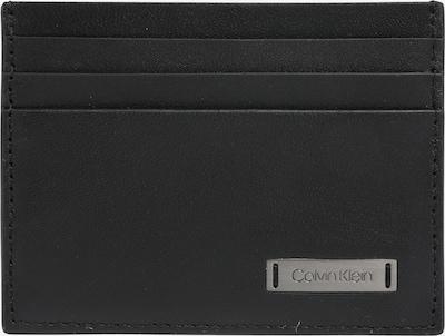Calvin Klein Kreditkartenetui in schwarz, Produktansicht
