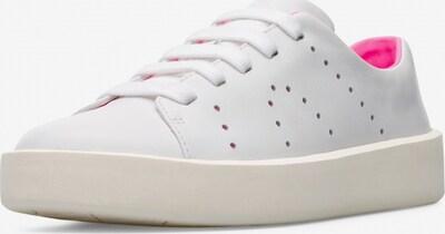 CAMPER Sneaker 'Twins' in weiß: Frontalansicht