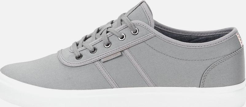 JACK & JONES Leinen Sneaker Hohe Qualität