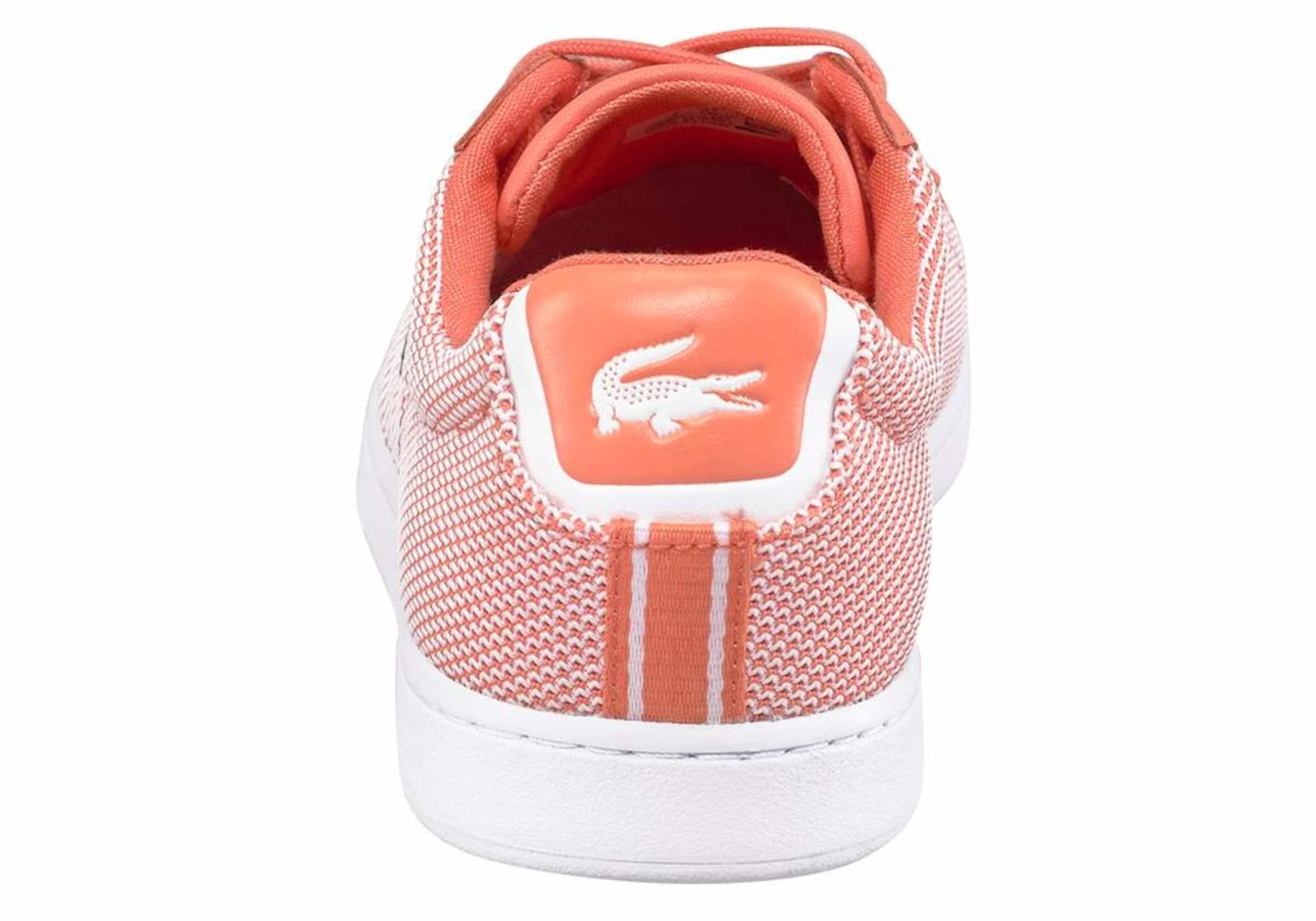 LACOSTE Sneaker 'Carnaby Evo' Verkauf Zum Verkauf 9jkjwptnL
