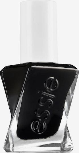 essie Nagellack in schwarz, Produktansicht