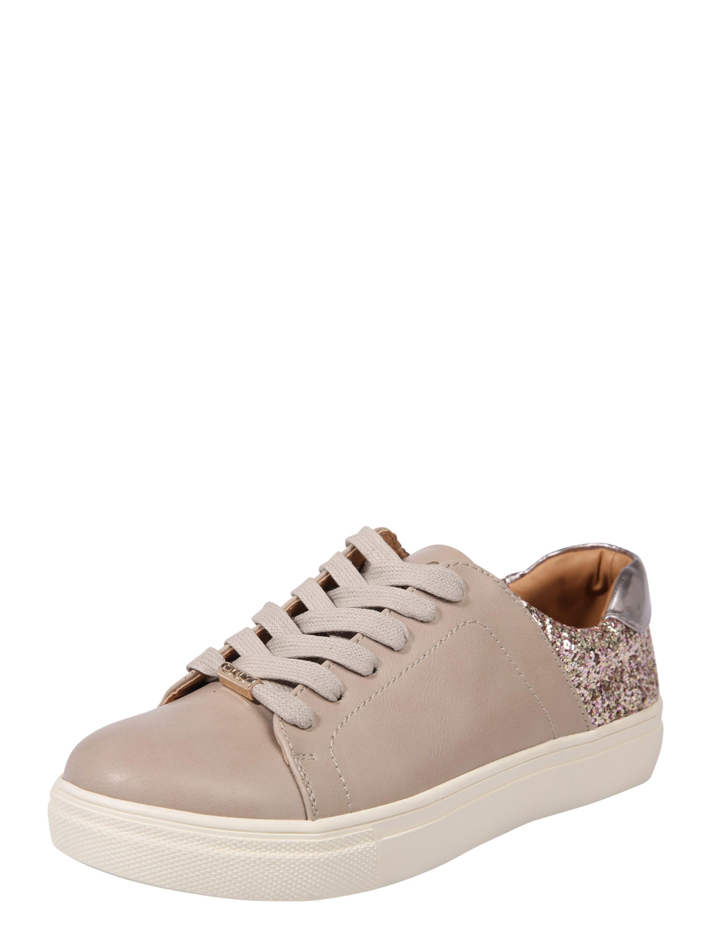 Haltbare Mode | billige Schuhe ONLY | Mode Sneaker 'SAGE GLITTER' Schuhe Gut getragene Schuhe e3f4d7