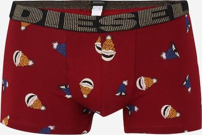 DIESEL Boxershorts  'UMBX-DAMIEN' in mischfarben / rot, Produktansicht