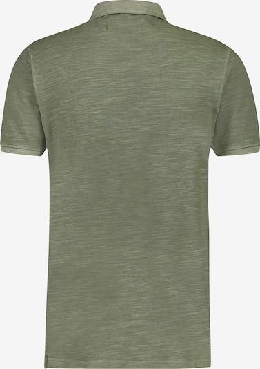 Shiwi Koszulka 'Bart' w kolorze zielonym: Widok od tyłu