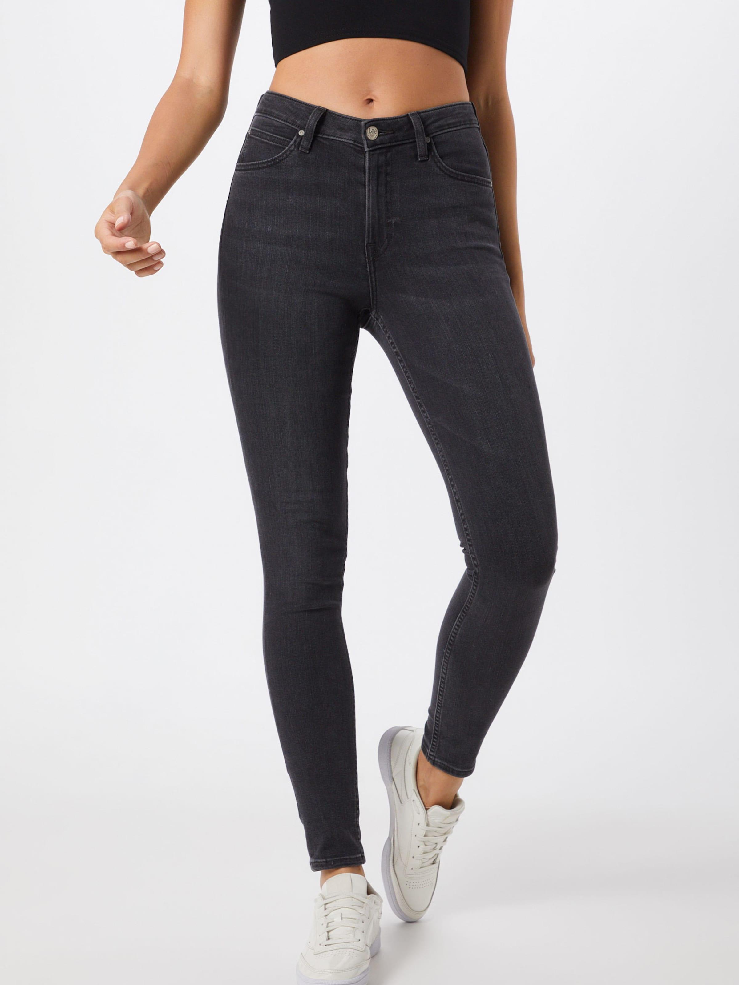 In Lee Denim Black 'ivy' Jeans FJK1lcT3