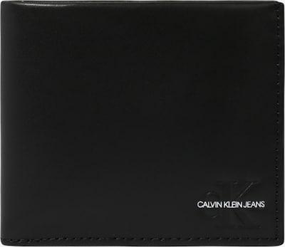 Calvin Klein Jeans Porte-monnaies 'Billfold' en noir, Vue avec produit