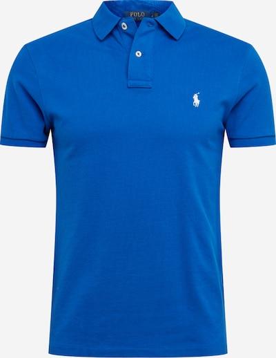 POLO RALPH LAUREN T-Krekls pieejami karaliski zils / balts, Preces skats