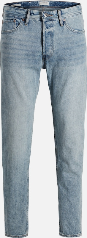 JACK & JONES 'Frot ORIGINAL CR 033 STS' Anti Fit Jeans in Blau denim  Mode neue Kleidung