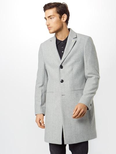 BURTON MENSWEAR LONDON Płaszcz przejściowy w kolorze szarym: Widok z przodu
