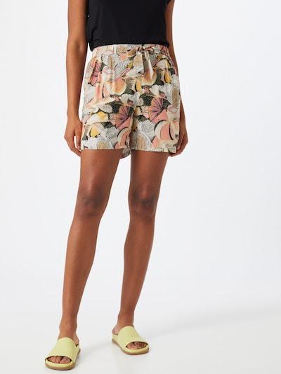 Soyaconcept Shorts in mischfarben / pfirsich, Modelansicht