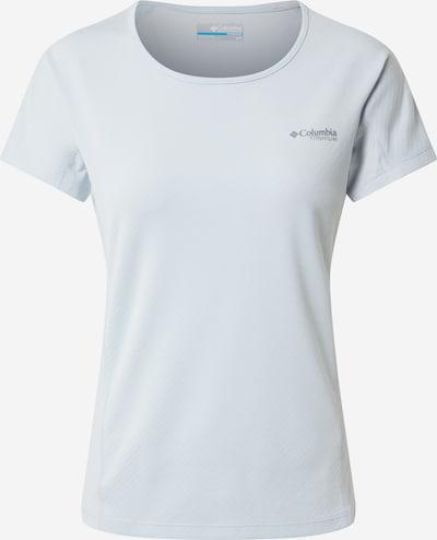 COLUMBIA Funkčné tričko - sivá / grafitová, Produkt