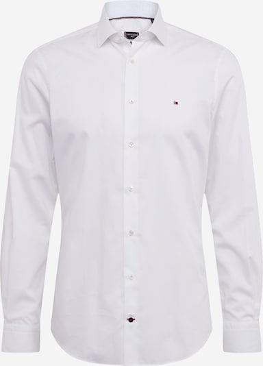 Tommy Hilfiger Tailored Chemise business en blanc, Vue avec produit