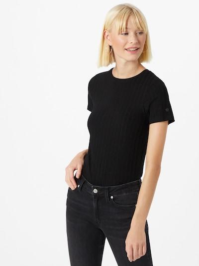 Calvin Klein Jeans Bodi majica u crna, Prikaz modela