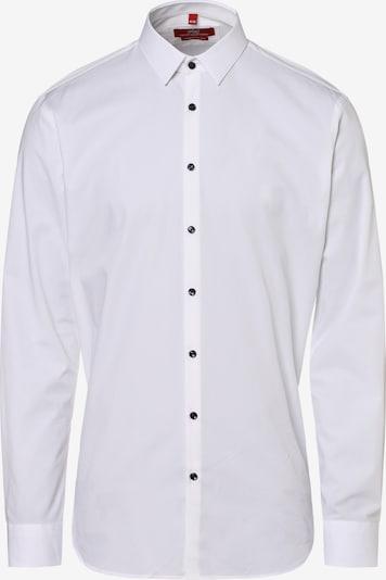 Finshley & Harding Hemd ' Dexter-Athletic ' in weiß, Produktansicht