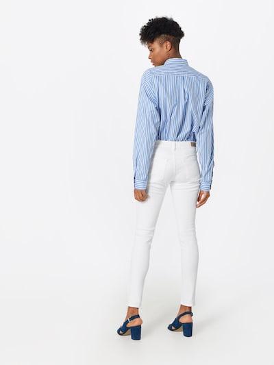 POLO RALPH LAUREN Jeans 'SKI' in weiß: Rückansicht
