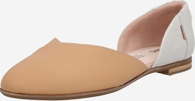 TOMS Balerīntipa apavi 'JULIE ORSAY' gaiši brūns / gaiši pelēks, Preces skats