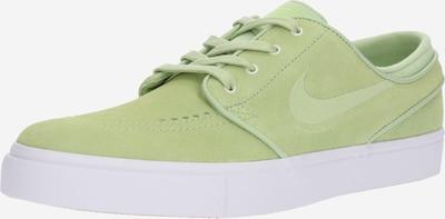 Nike SB Sneaker 'Stefan Janoski' in hellgrün, Produktansicht