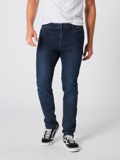 !Solid Jeans 'RYDER BLUE' in blue denim, Modelansicht