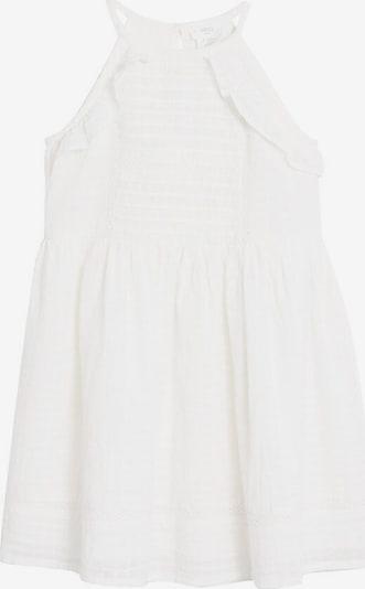 MANGO KIDS Kleid 'pals' in weiß, Produktansicht