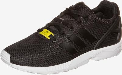 ADIDAS ORIGINALS Sneaker 'ZX Flux' in gelb / schwarz, Produktansicht