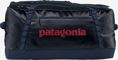 PATAGONIA Reisetasche 'Black Hole' in nachtblau / merlot, Produktansicht