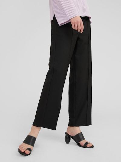 EDITED Pantalon 'Wyatt' in de kleur Zwart, Modelweergave