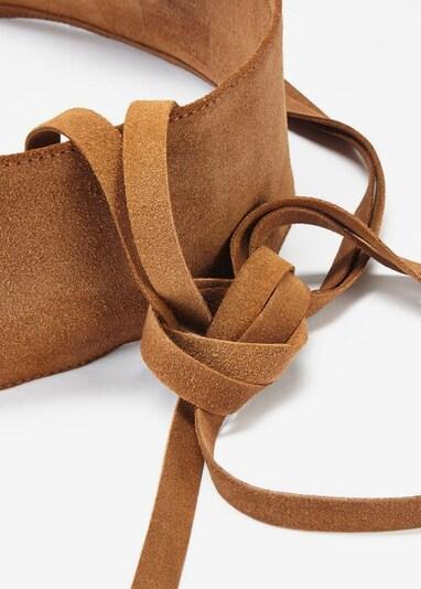 LASCANA Ledergürtel in braun, Produktansicht
