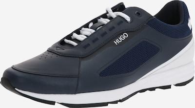 HUGO Sneaker 'Hybrid_Runn_mxrb' in dunkelblau, Produktansicht